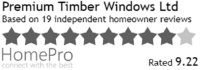 Home Pro 5 Star Rating